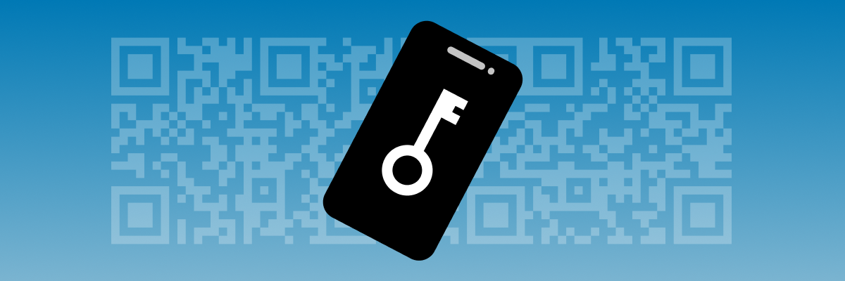 phone serving as key for multi factor authentication